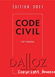 Code civil Dalloz 2011