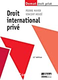 Droit privé international