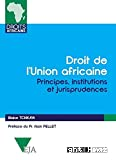 Droit de l'union africaine