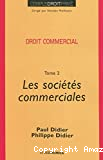 Droit commercial, tome 2