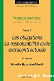 Traité de droit civil, tome 5 Les obligations