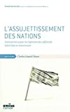 L'assujettissement des nations