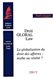 Droit global