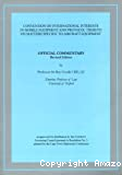 Convention on international interests in mobile equipment and protocol thereto on matters specific to aircraft equipment : official commentary